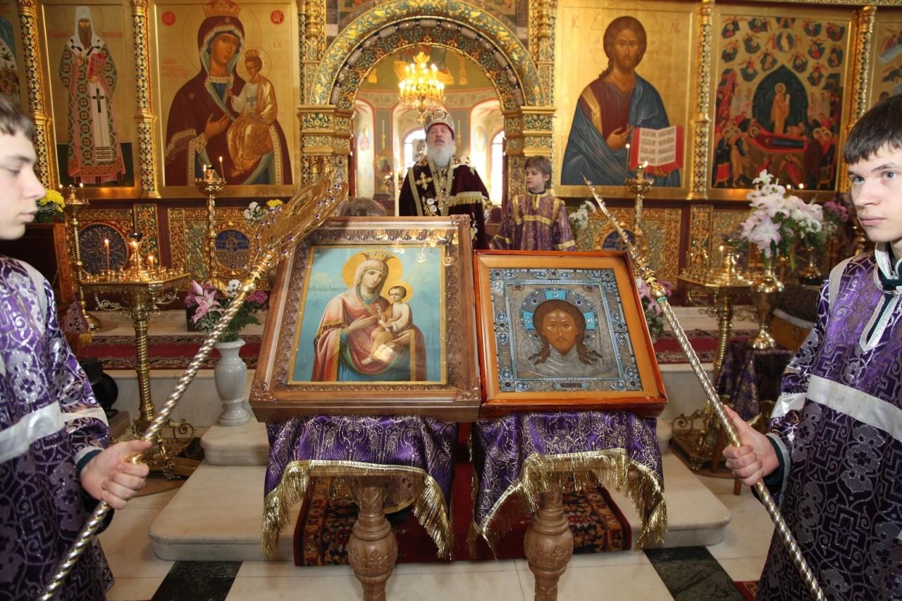 Первая неделя Великого поста, Торжество православия